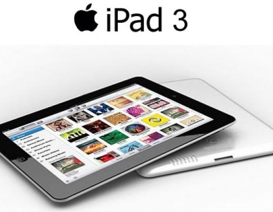 New Ipad! Новейший iPad 3 Wi-Fi + 4G с дисплеем ультравысокого разрешения! 810$