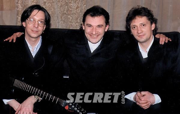 Группа Секрет – организация гастролей, корпоративов, заказ концерта