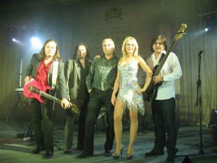 Кавер-группа для праздничных мероприятий «Москва Сити Бэнд»