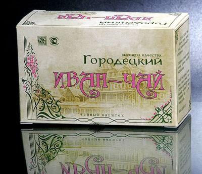 """""""Городецкий Иван-чай""""."""