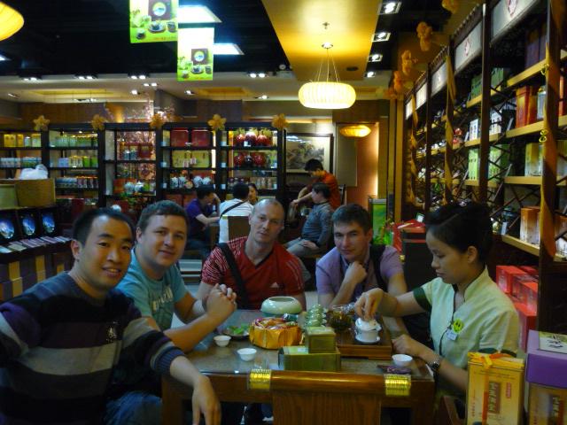 Китайский чай,Зелёный,чёрный,жасминный,Пуэр,Те гуань инь поставщика оптом Китая
