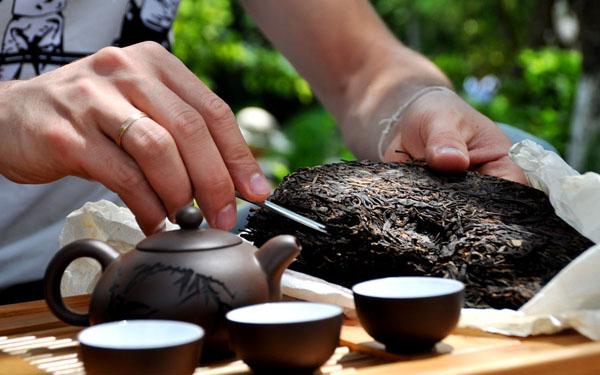 Китайский чай в Краснодаре. Чайник в подарок! Описание-(Пуэр,пу эр,дахунпао)