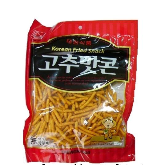 Снэки (производство Южная Корея)