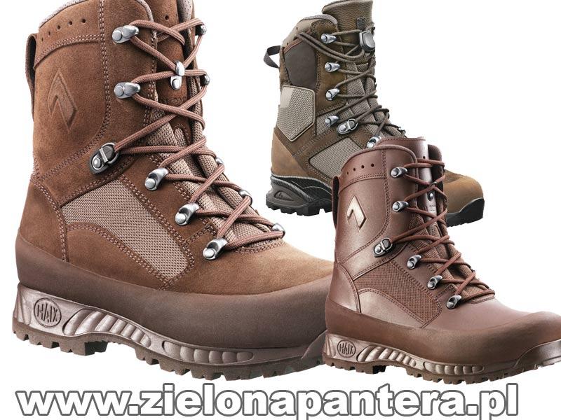 Новые тактические ботинки компании HAIX - оптовая торговля