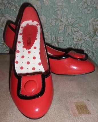 Туфли Hua Sheng