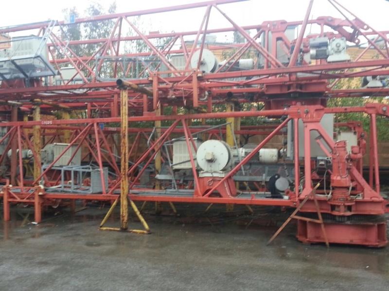 Продаются  башенные краны TEREX COMEDIL CTT 91-5 TS 12