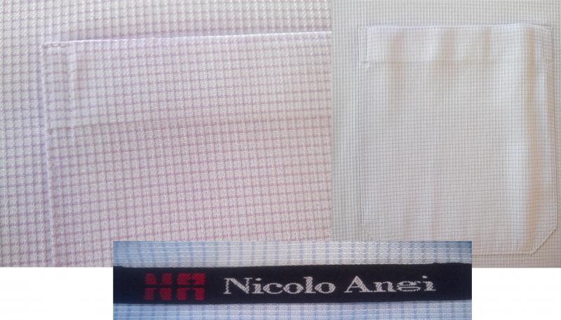 Рубашка Nicolo Angi