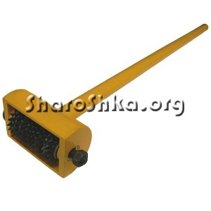Шарошкодержатель оправка или державка для шарожки D38 промышленный