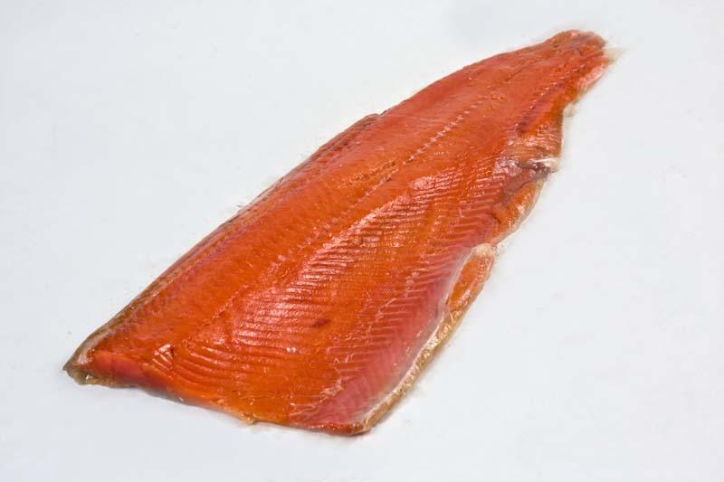 Производство готовой лососевой продукции
