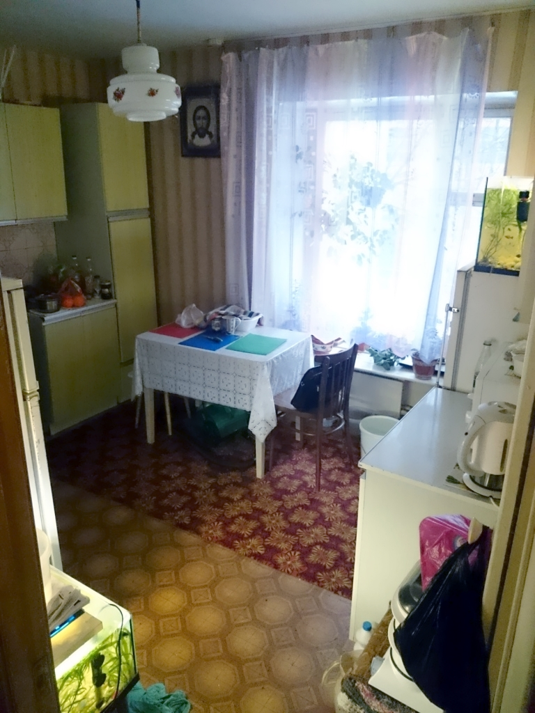 Двухкомнатная квартира в центре Одинцова.