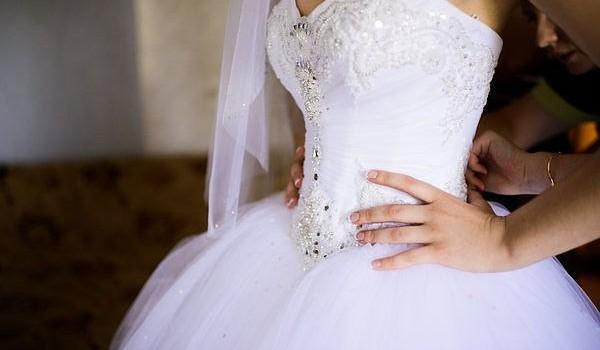 Пошив свадебных и вечерних платьев на заказ