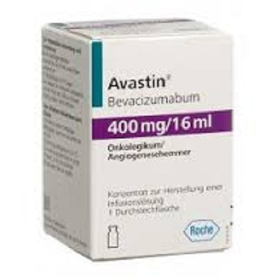 В продаже Авастин 400 мг16 мл во фл. 1