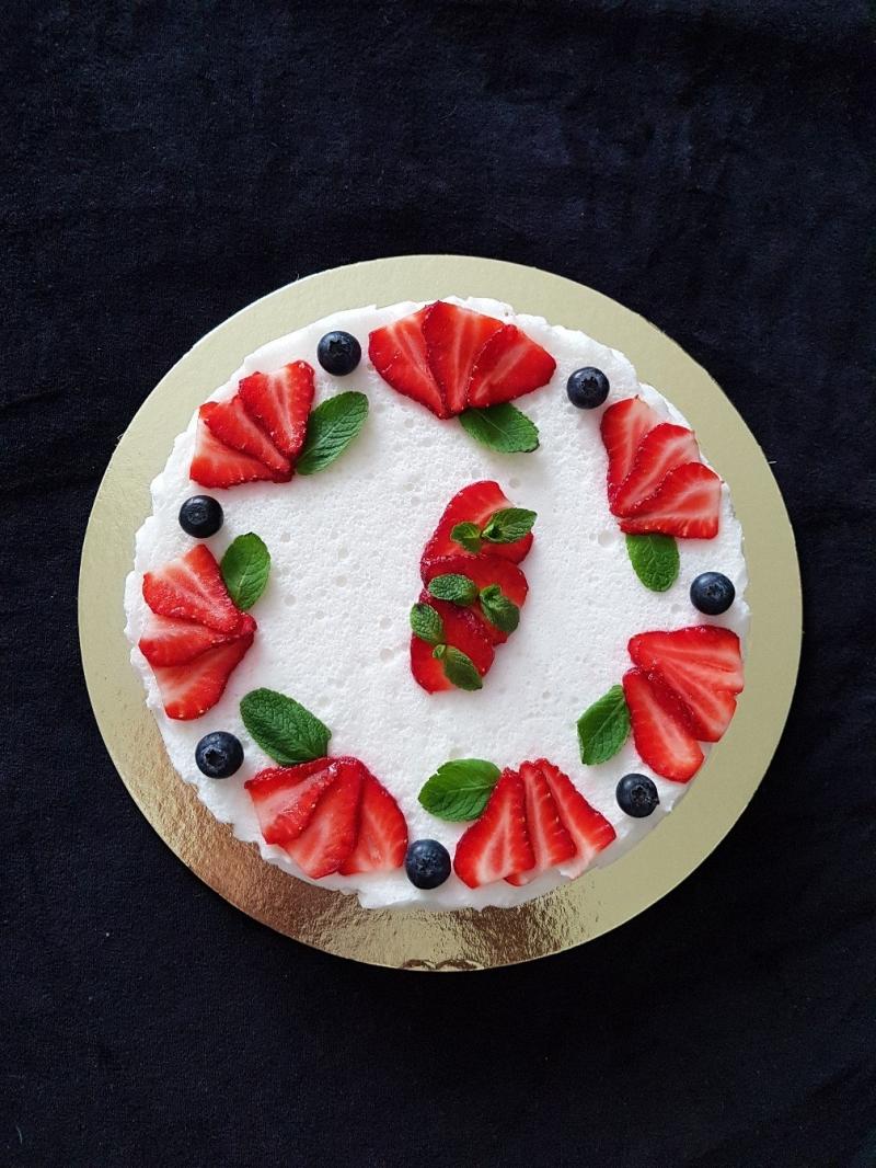 Фитнес торт