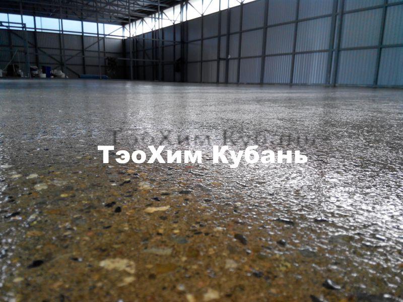 Монтаж и ремонт полимерных полов на промышленных объектах.
