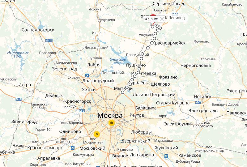 Продается Дачный участок 10 сот., 48 км. от Москвы
