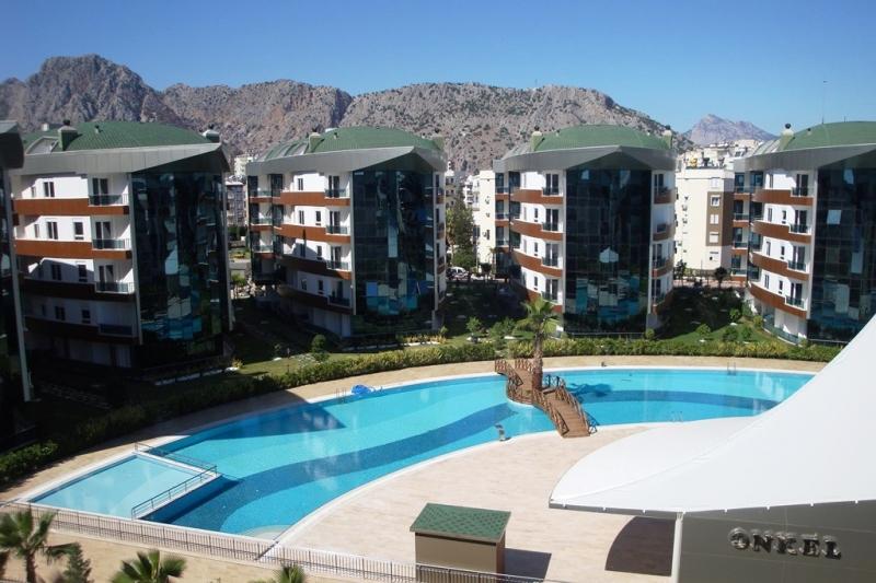 Квартира в  апарт-отеле в Антальи, Коньяалты
