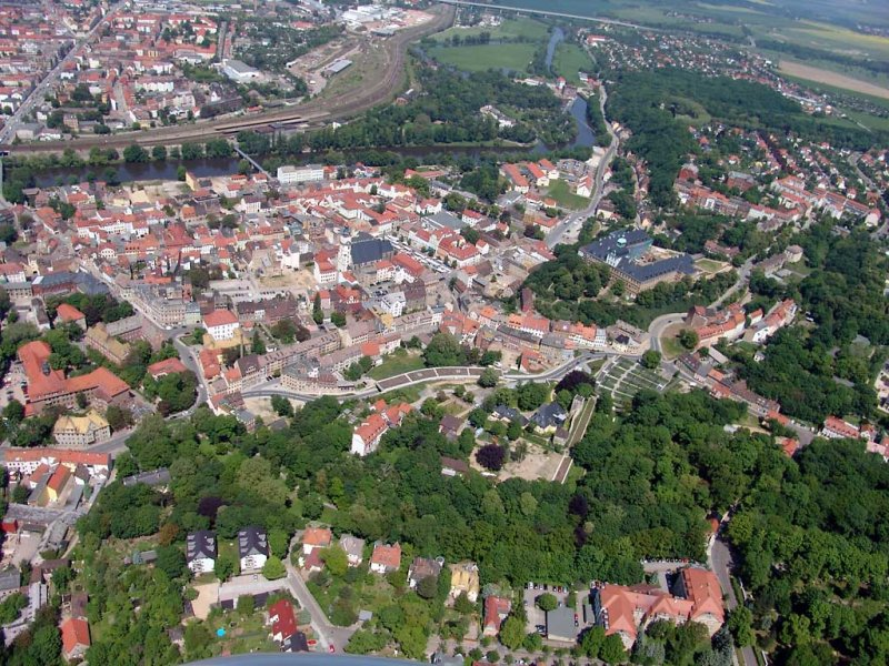 Продается тороговый центр в Саксонии, Германия.