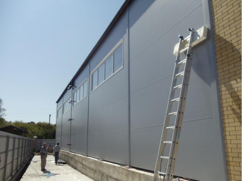Быстромонтируемые здания из металлоконструкций в ассортименте построим за месяц