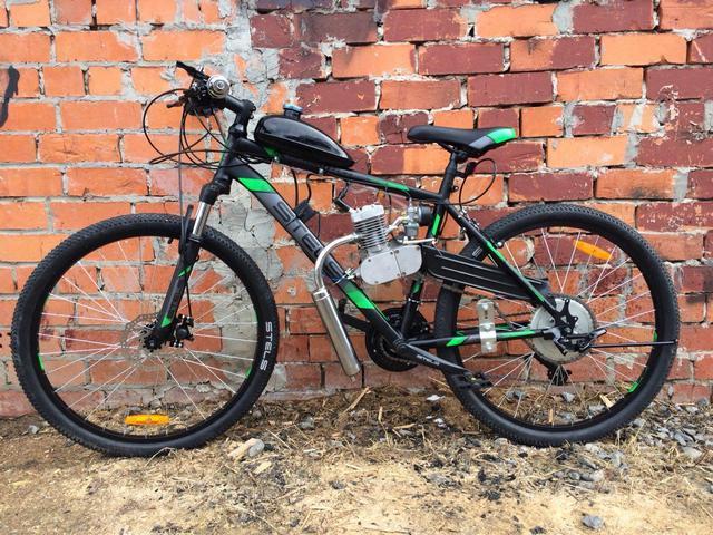 Продаем велосипеды с мотором