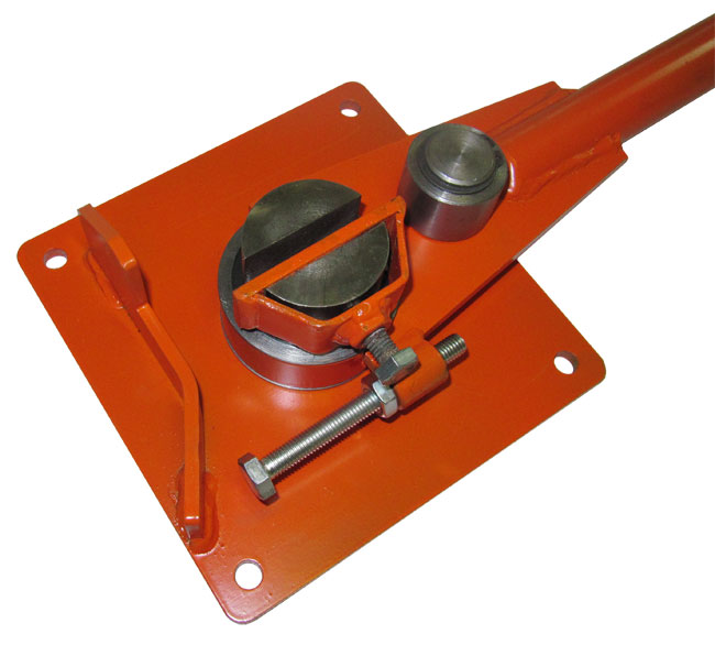 Гибочный станок для арматуры ручной АРГ-1 российского производства.
