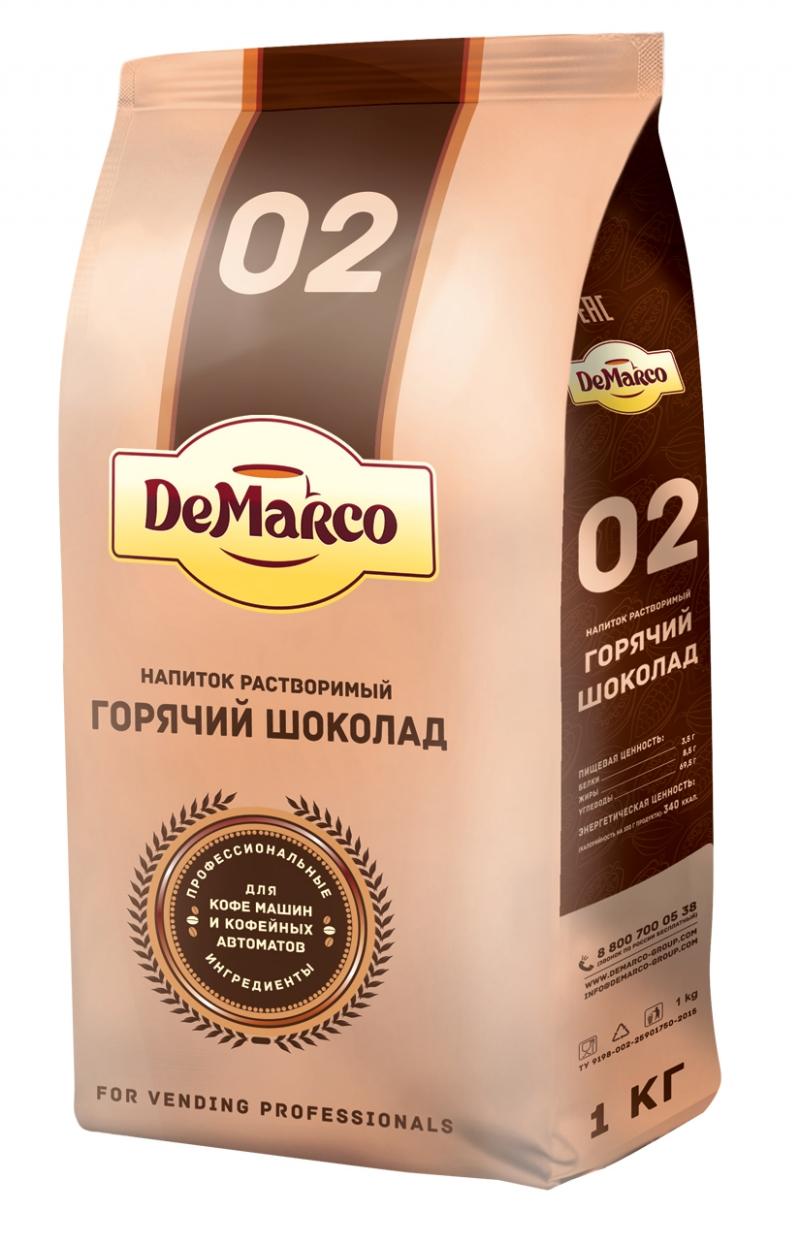 Горячий шоколад 02 DeMarco