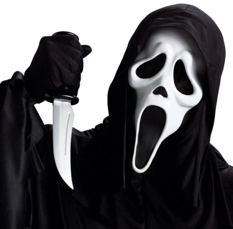 Набор Крика нож и маска от Penivaiz