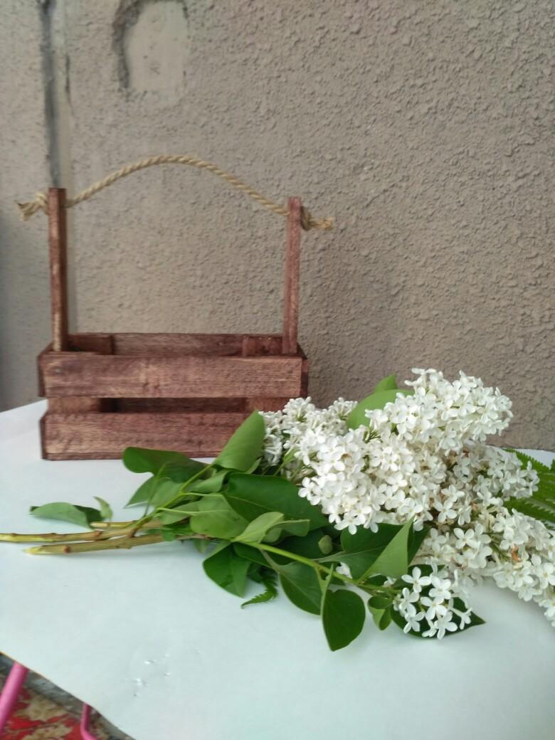 Ящики для цветов и подарков для цветочных магазинов