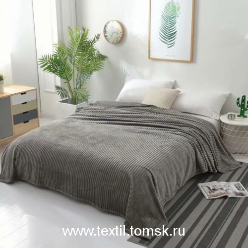 Плед на кровать в спальню.