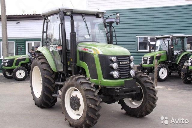 Трактор Chery RK404 с кабиной
