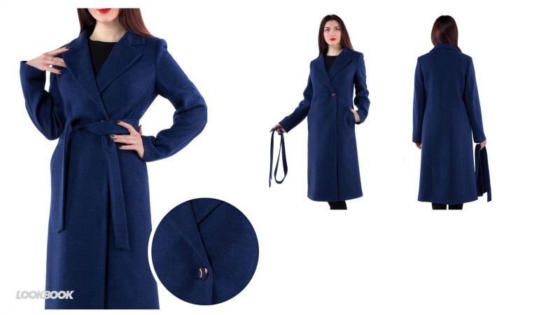 Пальто отпроизводителя  оптом и в розницу недорого