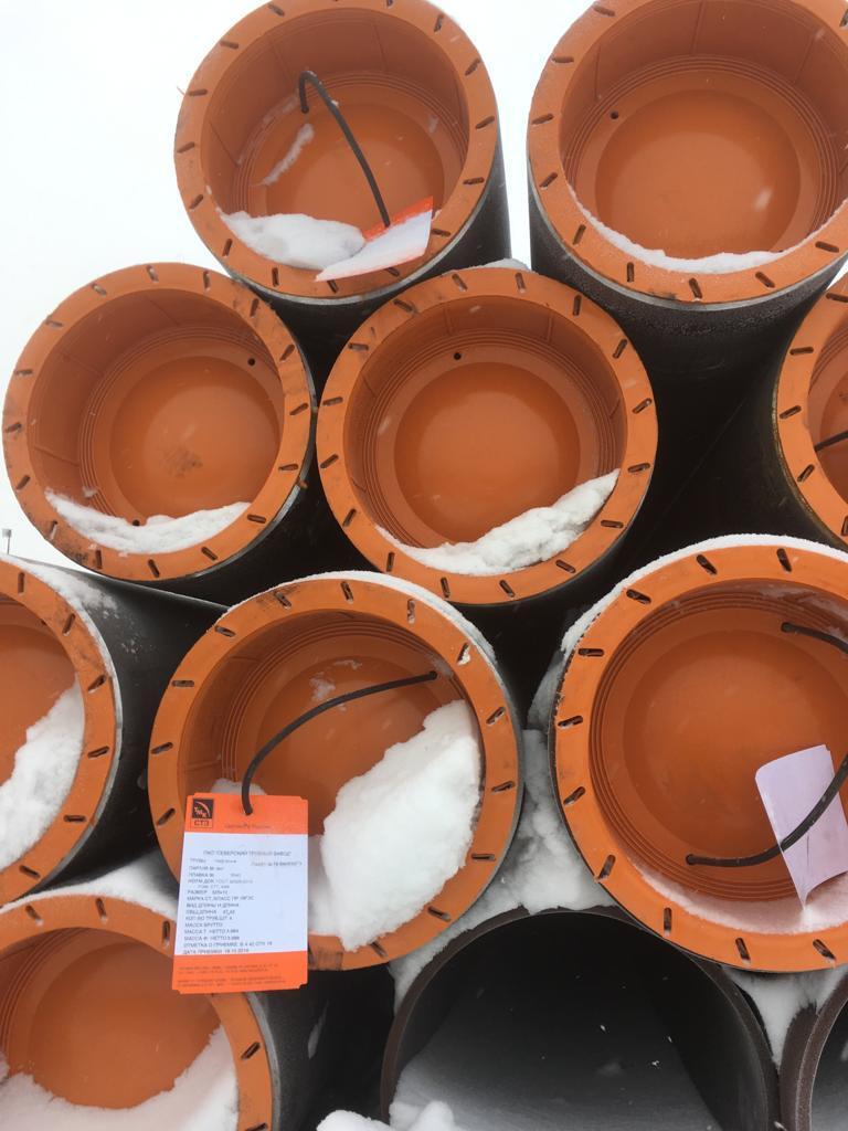 Продам  Труба 325х10 ГОСТ 8732-78 сталь 09г2с склад Челябинск из наличия