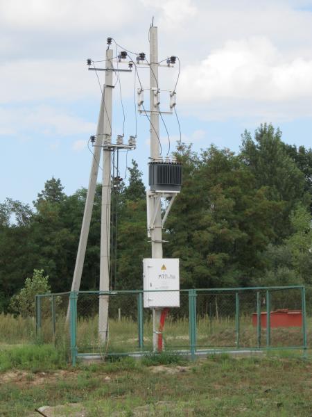 Мачтовые МТП и Столбовые СТП подстанции до 250 кВА