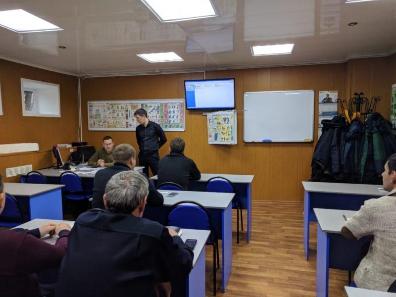 Обучение Учебный центр Кран Сервис - икц