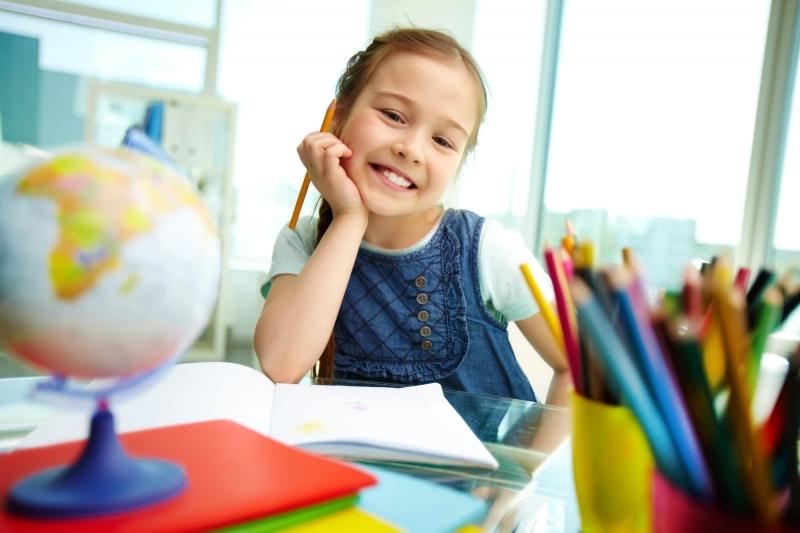 Обучение и развитие детей в школе Beautiful