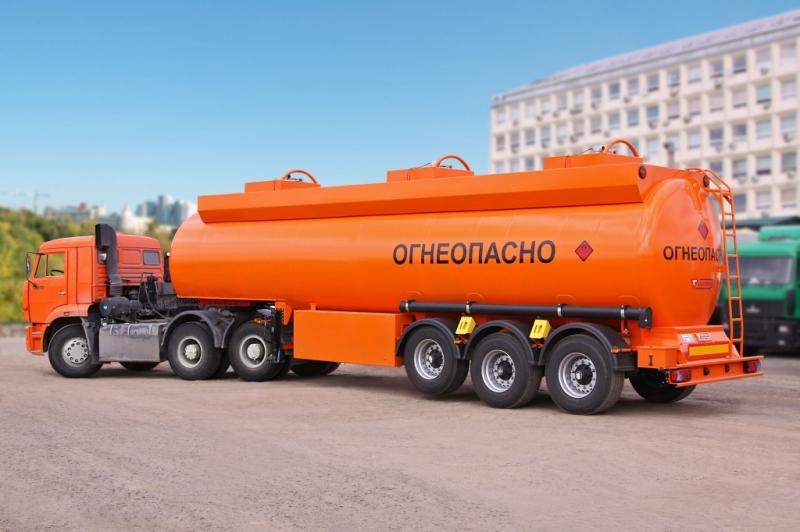 Доставка дизельного топлива по Москве и области